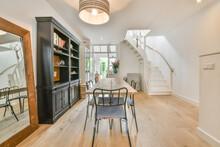 Interior Of Contemporary Living Room
