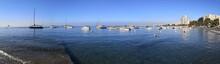 The Beautiful Akti Olympion Beach Limassol In Cyprus