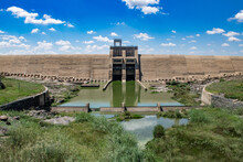 Krugers Drift Dam In The Free State