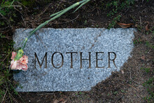 Grave Marker For Mother