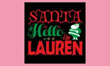 Eye-catching Christmas SVG Design