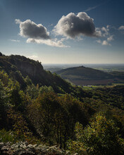 Look Over North Yorkshire At Sutton Bank
