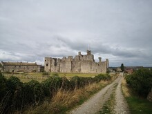 Middleham Castle, Middleham, Yorkshire Dales, England, UK
