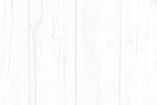 White Wood Panel Texture For Backgrounds Or Design. Rustic Grayscale Wooden  Wallpaper. White Washed Wood. Table Top View.