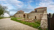 Roman Fortress Tsari Mali Grad. Cultural And Historical Complex Located In Belchin Village, Near Samokov, Bulgaria