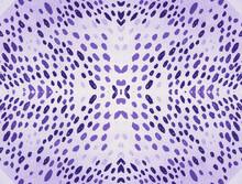 Seamless Pattern Skin. Lilac Splatter Reptile