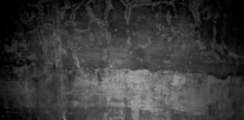 Old Concrete Walls Texture. Cracked Walls Stucco For The Background
