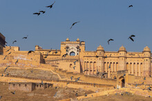 Amer Palace And Fort Amer India