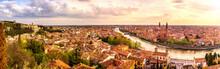 Italy, Verona, Cityscape