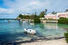 Bermuda, Bailey's Bay, Old Railway Bridge