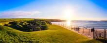 Scotland, Orkney Islands, Skara Brae, Neolithic Settlement