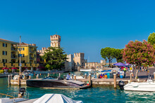 Marina, Sirmione, Lake Garda, Italy