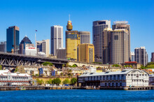 Australia, New South Wales, Sydney, Cityview At Circular Quay