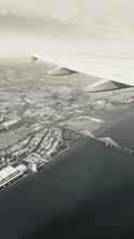 Plane Over Portugal