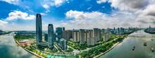 High Building  In Guangzhou City, Guangdong Province