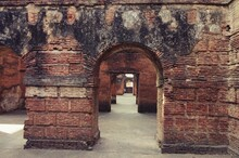 Ruin Of The Residency Lucknow, Reminiscence Of British India