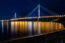 Bridge To Russian Island