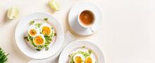Avocado Egg Sandwiches