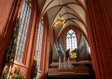 Saint Bartholomew Frankfurt Cathedral Interior