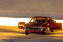 Miniature Car, Car Chevy SS 1978