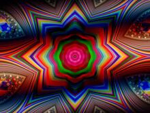 Abstract Symmetric Kaleidoscope