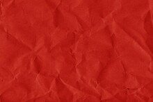Red Hard Paper Texture Background. Cardboard Box Texture Background. Grunge Hard Paper Texture.