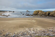 canvas print picture Oregon coast
