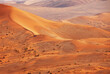 canvas print picture Sand desert in Namib