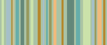 Pastel Striped Background, Retro Style With A Modern Twist. Modern Design Of Fabric, Cover Or Shawl In Soft Brown Shades.