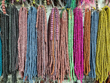Ornaments, Beads Used For Making Ornaments.