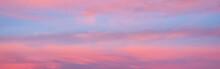 Red Pastel Sky
