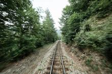 Narrow-gauge Railroad