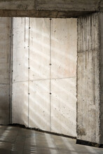 A Reinforced Concrete Frame.
