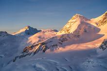 Sunrise At High Altitude