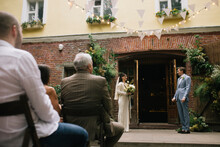 Wedding Ceremony At Beautiful Location