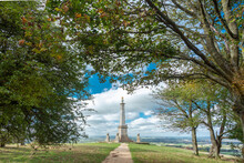 Boer War Memorial,Coombe Hill, The Chilterns,Buckinghamshire, England,United Kingdom.