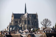 The Cathedral Church Of Our Lady And St Philip Howard Is A Roman Catholic Cathedral In Arundel West Sussex England