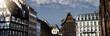 canvas print picture - Cathédrale Notre Dame de Strasbourg