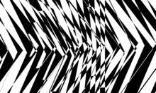 Black Art Patterns On White Background Creative Wallpaper For Design