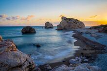 Aphrodite's Rock (Petra Tou Romiou) – The Birthplace Of Aphrodite