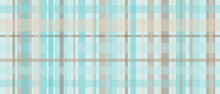 Checkered Background For Screensaver Web Design, Cover Pattern Seamless. Colored Squares In Retro Scottish Style, Fabric Swatches.