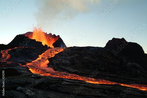 Fototapeta volcan 13