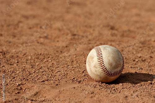 Fotografie, Obraz baseball