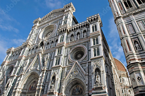 Fotografiet florence cathedral