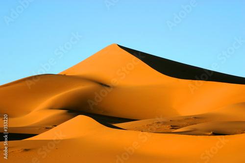 Murais de parede pyramide du désert