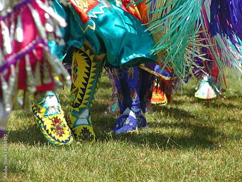 Fototapeta native american dance