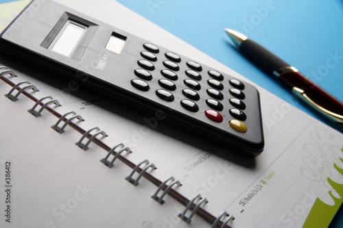 Photo calculation of times - zeitrechnung