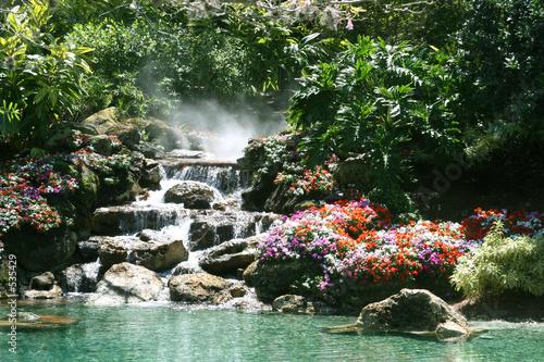 Slika na platnu tropical paradise