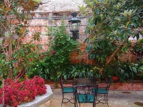 Fotografia courtyard
