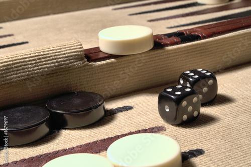 Fotografía backgammon